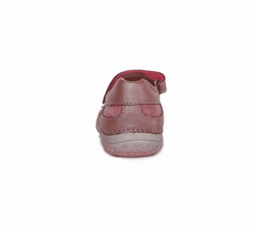 D.D.STEP dievčenské ružové balerínky 25-30 - 3