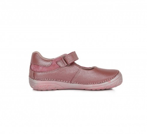 D.D.STEP dievčenské ružové balerínky 25-30 - 4