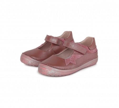 D.D.STEP dievčenské ružové balerínky 25-30 - 5