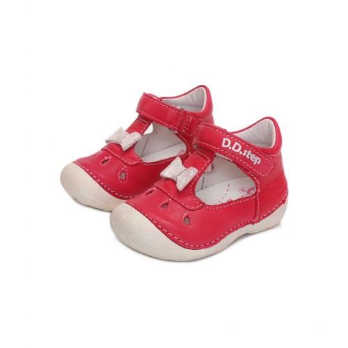 D.D.STEP dievčenské ružové balerínky 19-24 - 4