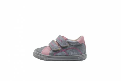 Supykids MODIX ezüst-rózsaszín lány tépőzáras gyerekcipő 22-30 - 2