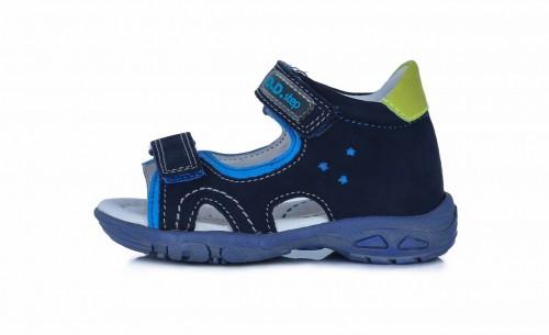 d10b7eb2de7e Nové! D.D.Step chlapčenské modré detské sandále ...